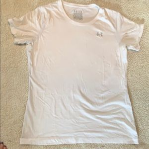Under Armour - Charged Cotton Heat Gear T-Shirt
